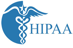 HIPAA email disclaimers