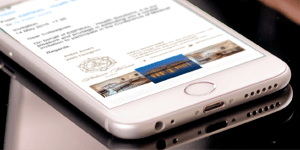 Email signature marketing works great on mobiles when done correctly.