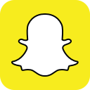 snapchat icon download 128x128 - curved