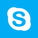 skype icon download 128x128 - square