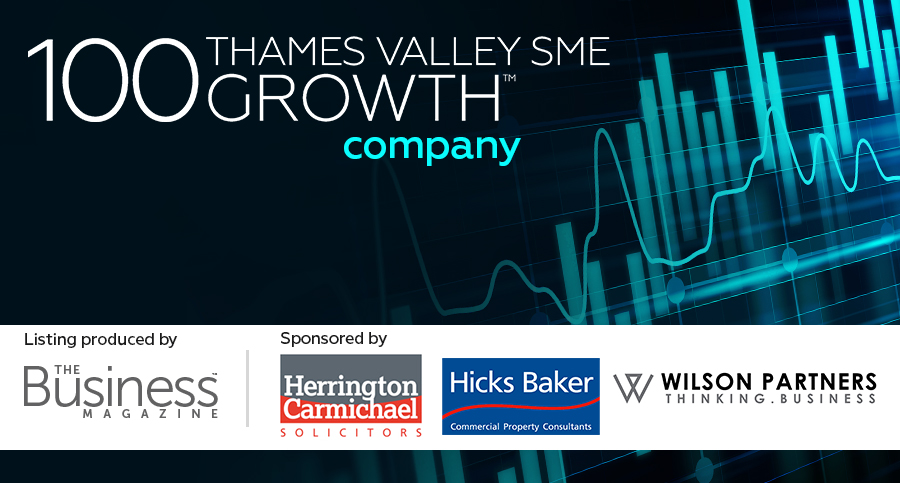 2020 Thames Valley SME 100 Growth Index