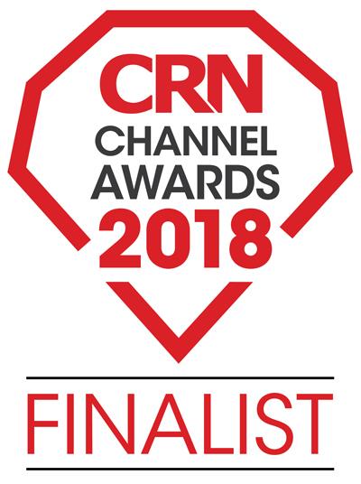 CRN Channel Awards 2018 - Finalist