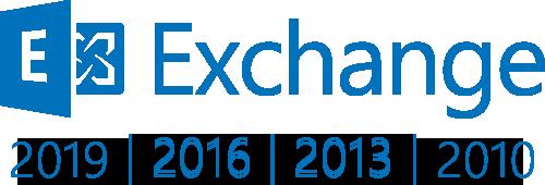 Microsoft Exchange 2016, 2013 & 2010