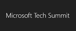 Microsoft Tech Summit - Amsterdam