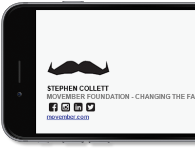 Exclaimer Cloud Signatures for Office 365 was chosen by the Movember Foundation to centrally manage its Office 365 signatures so it could move away from Transport Rules.