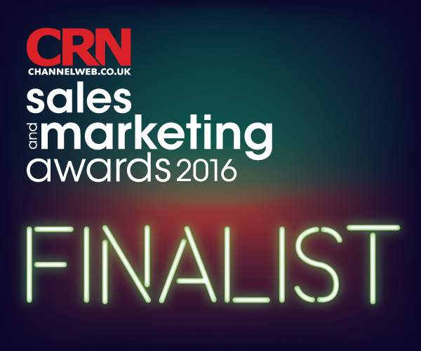 CRN Sales and Marketing Awards 2016